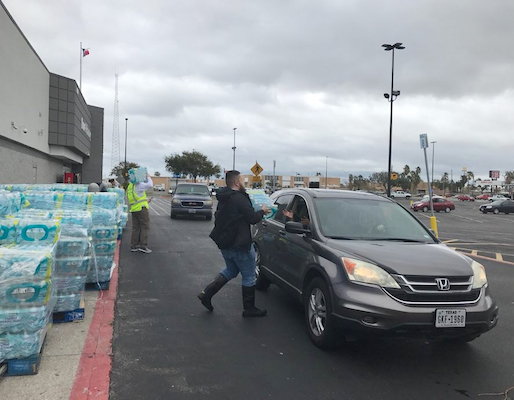 Walmart_Hurricane Harvey relief
