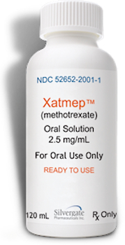 Xatmep Oral Solution_Silvergate Pharmaceuticals