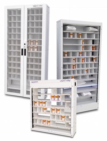 Innovation PharmASSIST Light-Way cabinets