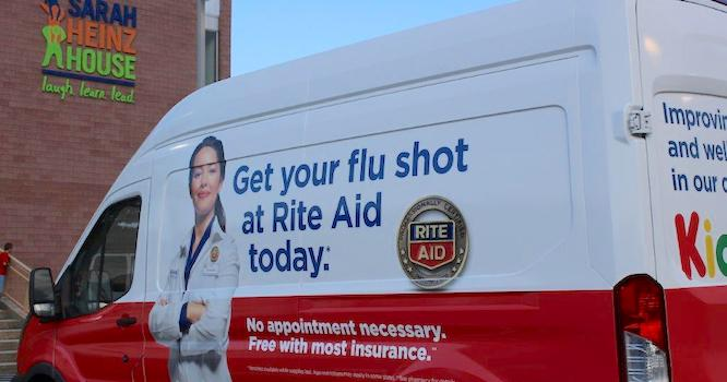 KidCents Mobile Flu Clinic_Rite Aid Foundation