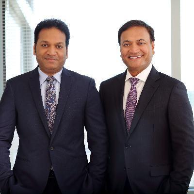 Chintu and Chirag Patel_Amneal Pharmaceuticals