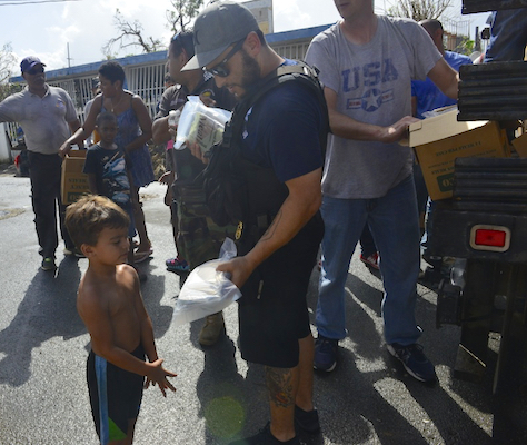 Hurricane Maria relief efforts_Puerto Rico