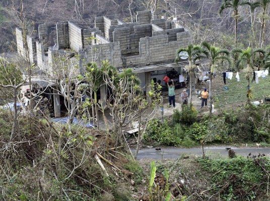 Hurricane Maria_Puerto Rico