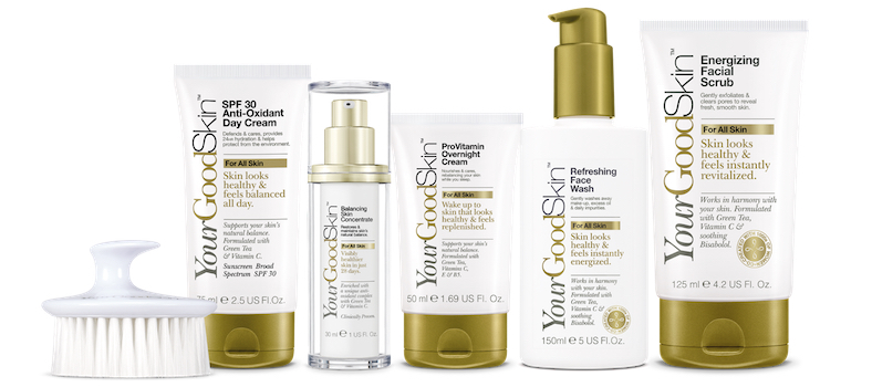 YourGoodSkin skin care products