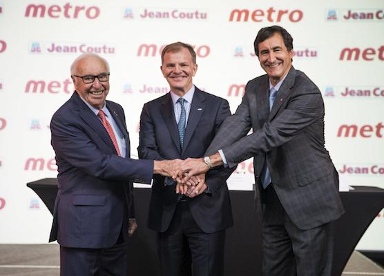 Jean Coutu_François Coutu_Eric La Fleche