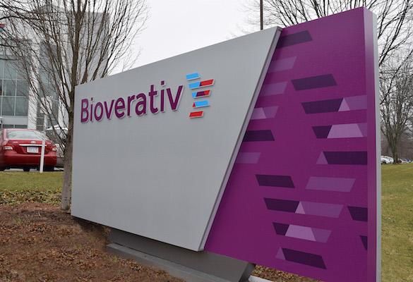 Bioverativ sign