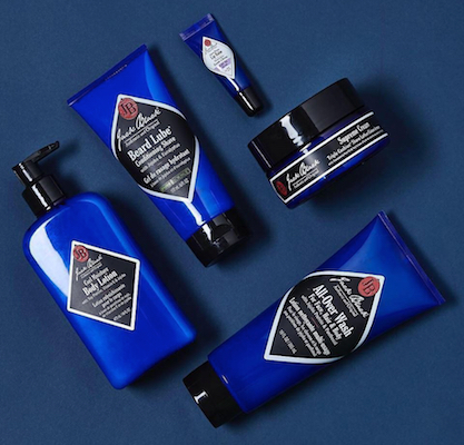 Jack Black mens personal care products