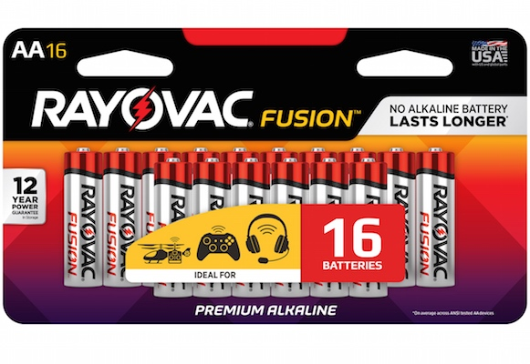 Rayovac batteries_Spectrum Brands_Energizer Holdings