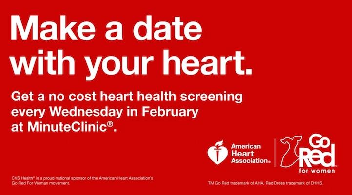 MinuteClinic_CVS_heart health screenings