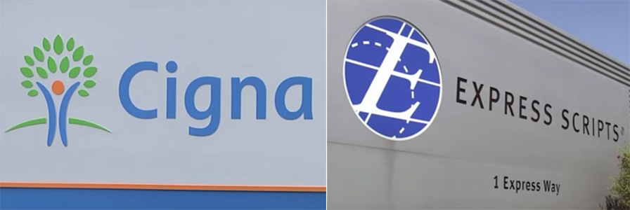 Cigna-Express Scripts merger