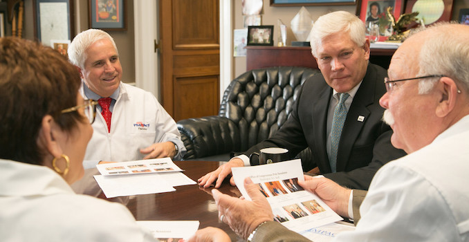 2018 NACDS RxImpact Day_H-E-B_Pete Sessions