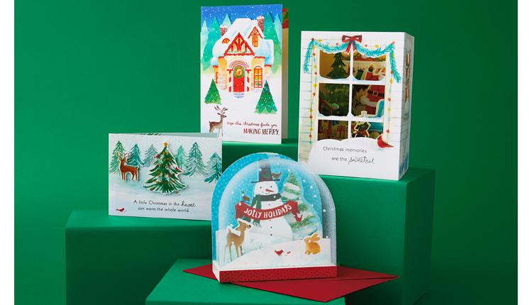 hallmark unveils new paper wonder cards for holidays  cdr