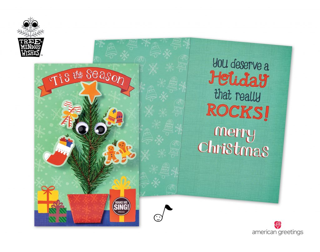 New Tree Mendous Wishes Cards From American Greetings Cdr Chain