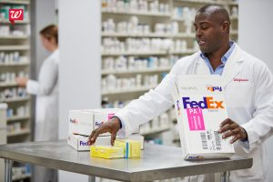 Walgreens, FedEx announce Rx delivery service - CDR – Chain