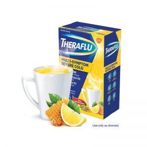 Theraflu Expands Hot Liquid Cold And Flu Treatment Portfolio