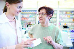 pharmacist senior