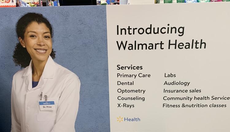 Walmart Health Calhoun