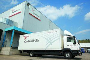 cardinal truck